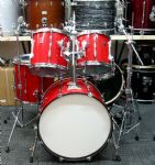 "PREMIER APK  22"" ROCK KIT HOT RED (1)"